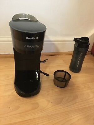 Breville Coffeexpress compact coffee machine