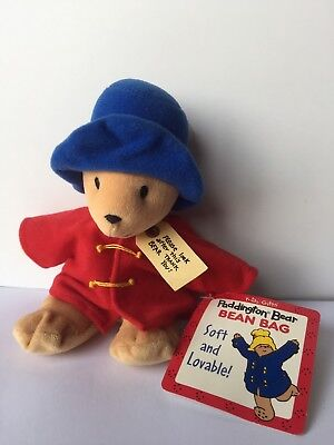 Paddington Bear By Kids Gifts(Collectable)with Tags
