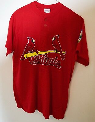 St Louis Cardinals Majestic 2 Button Youth XL Jersey Major League Baseball