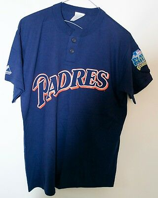 San Diego Padres Majestic 2 Button Youth XL Jersey Major League Baseball
