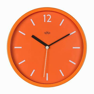 "Goldfish Orange 12"" Wall Clock by Wild & Wolf"