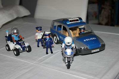 playmobil polizei streifenwagen eur 10 00 picclick de. Black Bedroom Furniture Sets. Home Design Ideas