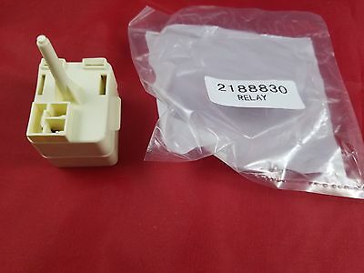 Whirlpool/sears Kenmore Refrigerator Relay/overload - 2188830 - Appliance Parts