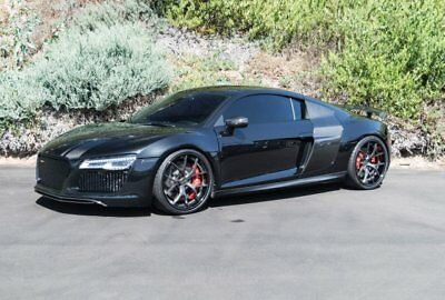 2014 Audi R8 Plus Coupe 2-Door 2014 AUDI R8 V10 SUPERCHARGED!!! LOADED WITH CARBON FIBER