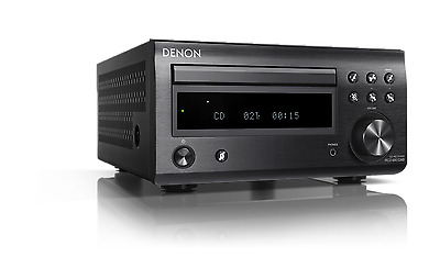 Denon RCD-M41DAB - Micro Hifi Amplifier With DAB Radio & Bluetooth - DM41