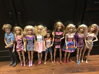 Bundle Of Barbies, Lovely Condition
