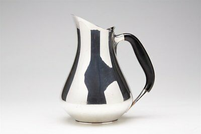 Vintage Danish Silver Plated Jug By Carl M Cohr C.1950