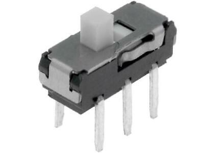 MSS-2235 Switch slide 2-position DPDT 0.3A/6VDC ON-ON No.of term6