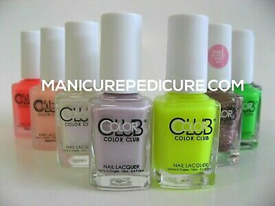 Color Club Polish - 2016 Collections - 5% OFF WHEN BUY 2 OR MORE