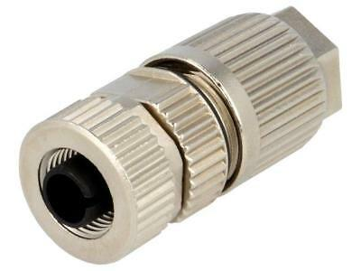 21038122505 Connector M12 female PIN5 straight w/o terminals for cable HARTING