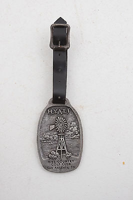 Hyatt Hill Country Golf Club San Antonio Texas Watch Fob Key Chain TX (G4R)