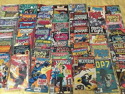 Lot 54 Marvel Comics READERS Copper Modern LOTS of Mixed Titles SEE PHOTOS!