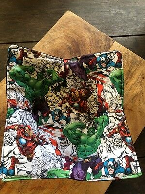 Microwave Bowl Holder Cosy Hand Protection Avengers