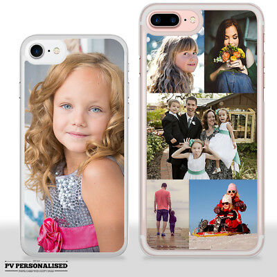 PERSONALISED HARD CASE COVER PHOTO / COLLAGE for APPLE IPHONE 7 & IPHONE 7 PLUS