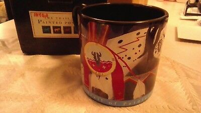 Retired 12462/2004 Trail of Painted Ponies War Pony Mug