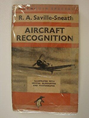 Aircraft Recognition 1941 Edition (RAF, Silhouettes, Luftwaffe, Defiant, Stuka)