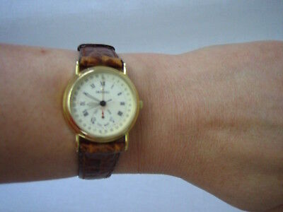 Movado LadiesWatch with Calendar and Date
