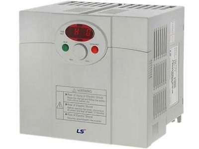 SV075IG5A-4 Inverter Max motor power7.5kW Out.voltage3x380VAC Inputs5 3 phase LG