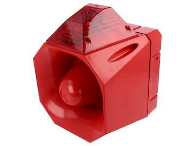 AS/SB/230/R/120/RL Signaller lighting-sound siren, flashing light EATON ELECTRIC