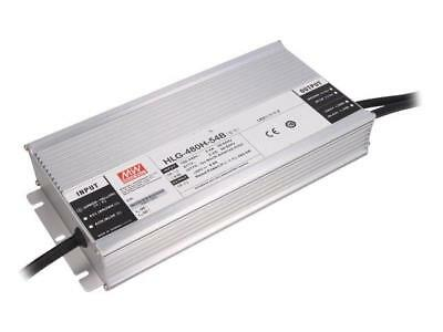 HLG-480H-54B Pwr sup.unit switched-mode LED 480W 54VDC 8.9A 90÷305VAC MEANWELL