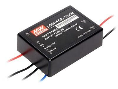 LDH-45A-500W Converter DC/DC 43W Uin9÷18V Uout12÷86VDC Ipri4.1A 138g MEANWELL