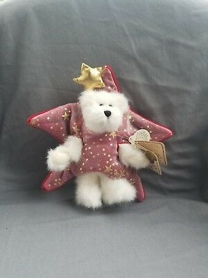 Longaberger Exclusive Boyds Bear TWINKLE STAR Limited Edition Teddy NWT PLUSH 8""