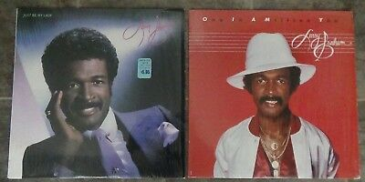 Larry Graham - 2 vinyl LPs 1980s - One In A Million You, Just Be My Lady - VG++