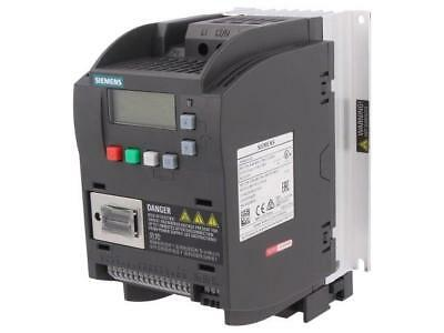 6sl3210-5be22-2uv0 Wechselrichter max Motor power2.2kw out.voltage3x400vac