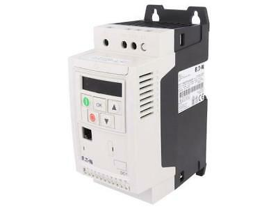 DC1-124D3FN-A20CE1 Inverter Max motor power0.75kW Usup200÷240VAC EATON ELECTRIC