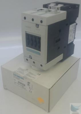 New Siemens Sirius 3RT1044-1AK60 Contactor AC-3: 30kW 400V 120V 60Hz New in box!