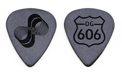 Foo Fighters Dave Grohl Signature Gray Guitar Pick - 2015 Sonic Highways Tour