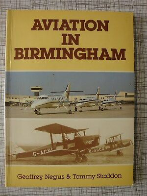 Aviation In Birmingham (RAF Elmdon, Castle Bromwich, Tiger Moth, Hockley Heath)