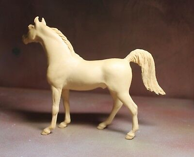 Mini Artist Resin model Horse for Customizing, like Breyer, Peter Stone