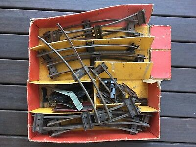 Hornby Tinplate - O Gauge - Spare Parts - Track - Carriages - Vintage -