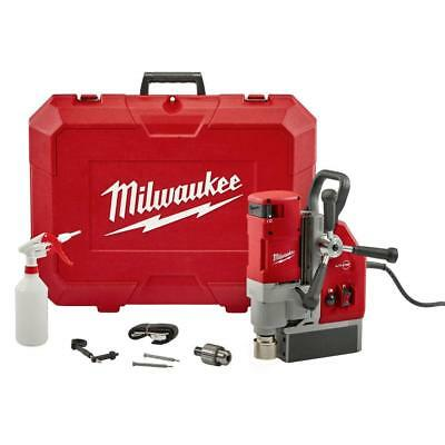 Milwaukee 4272-21 1-5/8″ AC Compact Electromagnetic Drill