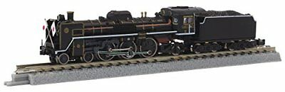 New Rokuhan T027-3 Z Scale JNR Steam Locomotive Type C57 Number 1 (Royal Train)