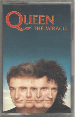 Musicassetta - QUEEN - The miracle -  SIGILLATA  SEALED