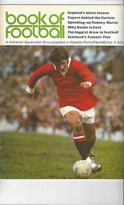 Book of Football Marshall Cavendish 1972 Part 46