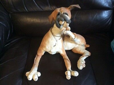 A breed apart  Boxer Brusier
