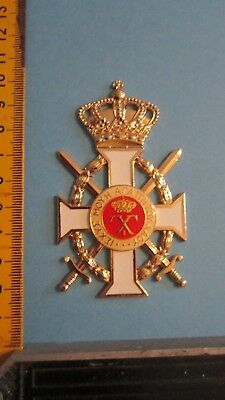 MEDAILLE DECORATION ORDRE A IDENTIFIER No 3