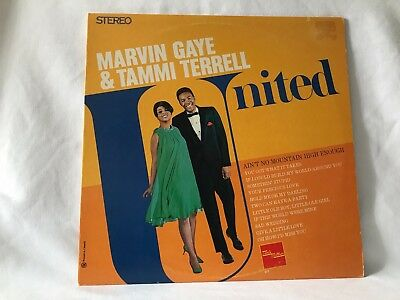 Marvin Gaye & Tammi Terrell - United - Canadian Release!