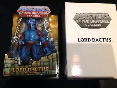 LORD DACTUS (He-Man) Masters of the Universe MOTUC Classics MOC NEU! NEW!