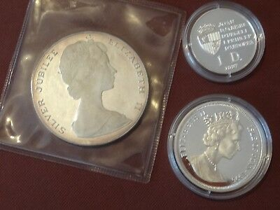 Silver Proof Coins Collection