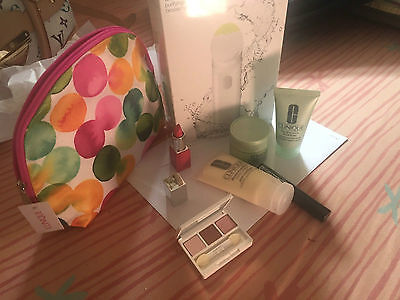Clinique Sonic System Purifying Cleansing Brush System+Set/Holiday/Christmas Gif