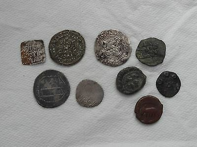 Islamic - Old Coins Collection