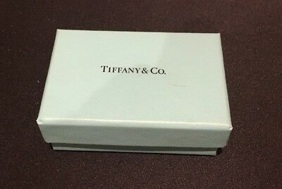 Tiffany & Co Box And Pouch - Mint Condition, No Reserve!
