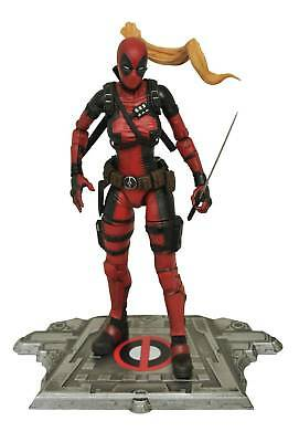 Marvel Select Lady Deadpool Action Figure - New/boxed
