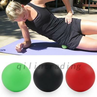 Creative Gym Fitness Muscle Massage Lacrosse Ball Full Body Exercise Ball