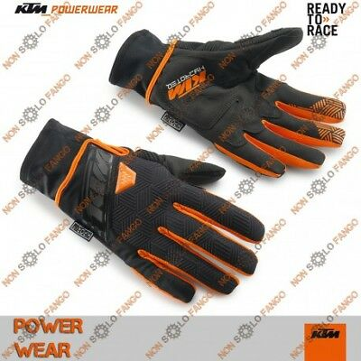 Guanti enduro KTM Power Wear Hydroteq Gloves