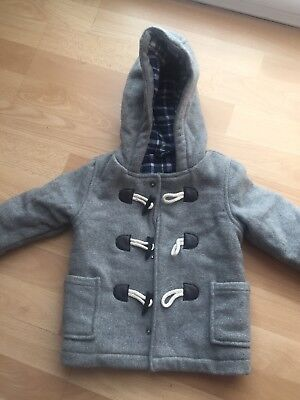 Baby Boys Coats 12-18 Months